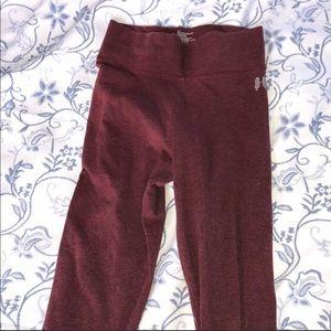 Victoria's Secret rouched legging